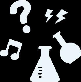 科学体験コーナー